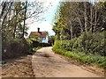 TQ3209 : Upper Lodges, Stanmer Park by Paul Gillett