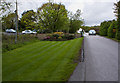 SD6609 : The entrance to Bolton Golf Club by Ian Greig