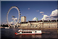 TQ3079 : River Thames north of Westminster Bridge by Ian Taylor