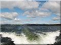NO1400 : Loch Leven by William Starkey