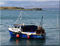 NM8529 : In Oban Bay by The Carlisle Kid