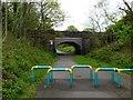 SJ8793 : Errwood Road Bridge by Graham Hogg