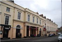 TQ3877 : Greenwich Market entrance by N Chadwick