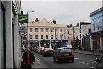 TQ3877 : Greenwich Market by N Chadwick