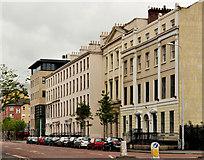 J3374 : College Square North, Belfast (6) by Albert Bridge