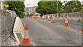 J3373 : The Boyne Bridge, Belfast (2) by Albert Bridge