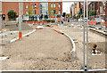 J3373 : Gt Victoria Street/Hope Street, Belfast by Albert Bridge