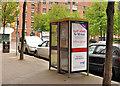J3373 : Telephone boxes, Belfast (25) by Albert Bridge