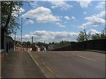 SP3380 : Cash's Bridge, Cash's Lane by E Gammie