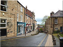 NY9364 : Hexham:  Hallstile Bank by Dr Neil Clifton