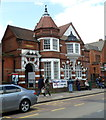TQ2483 : Kilburn Public Library, London NW6 by Jaggery