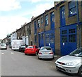 TQ2483 : Lonsdale Road, Kilburn, London NW6 by Jaggery