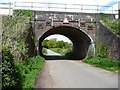 SJ7376 : Sudlow Lane railway bridge by Christine Johnstone