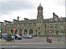 NY4055 : Citadel Station, Carlisle, Grade II* listed by Pauline E