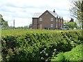SJ7375 : Large new house on Pinfold Lane by Christine Johnstone