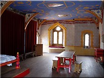 ST5394 : Chepstow Castle - The Earl's Chamber by Rob Farrow