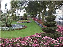 TM1714 : Gardens, Clacton-on-Sea by JThomas