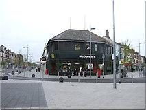 TM1714 : Fast food restaurant, Clacton-on-Sea by JThomas