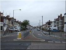 TM1714 : Hayes Road, Clacton-on-Sea by JThomas