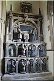 SK2168 : Memorial to Sir George Manners and family, All Saints' church, Bakewell by J.Hannan-Briggs