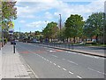 NZ2767 : Benton Road by Oliver Dixon