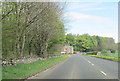 NY5520 : Approaching Gatehouse at Thrimby Cottages by John Firth
