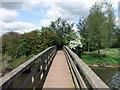 TM0633 : Fen Bridge crossing The River Stour by PAUL FARMER