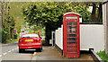 J3267 : Telephone box, Ballylesson, Belfast by Albert Bridge
