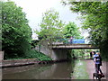 TQ0593 : Bridge number 174, Grand Union Canal, Rickmansworth by PAUL FARMER