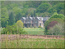 SO1321 : Buckland Hall from the Mon. & Brec. canal by Jeremy Bolwell