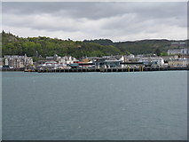 NM8529 : Oban Ferry Terminal by M J Richardson