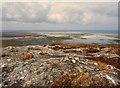 NF8673 : Summit of Crògearraidh Mòr by John Allan
