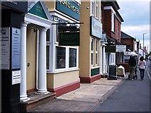 SP2871 : New premises for Raffles, Kenilworth by John Brightley