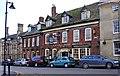 SU2092 : Saracens Head Hotel (1), High Street, Highworth by P L Chadwick
