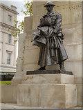 TQ2879 : Royal Artillery Monument by David Dixon