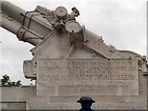 TQ2879 : Royal Artillery Memorial by David Dixon