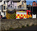 J5082 : Fire appliance, Bangor by Rossographer