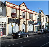 SS8591 : Former Sawyers Arms pub, Maesteg by Jaggery