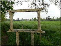 SE5158 : Beningbrough framed by Peter Barr