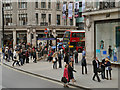 TQ2981 : Oxford Circus by David Dixon