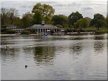 TQ2780 : The Serpentine, Hyde Park by David Dixon