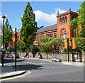TQ2683 : The New London Synagogue, St John's Wood by Jaggery