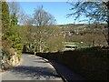 SE1565 : Road to Pateley Bridge by Derek Harper