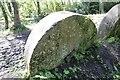 TQ0247 : One of the Millstones by Bill Nicholls