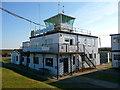 SU2745 : Thruxton - Control Tower by Chris Talbot