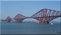 NT1378 : The Forth Bridge by kim traynor