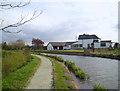 SJ3024 : Montgomery Canal near Morton Farm by Des Blenkinsopp