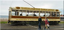 SD3036 : Centenary Tram by Gerald England