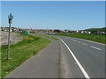 NX1896 : Girvan A77 by Billy McCrorie