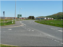 NX1896 : Girvan A77 by Billy McCrorie